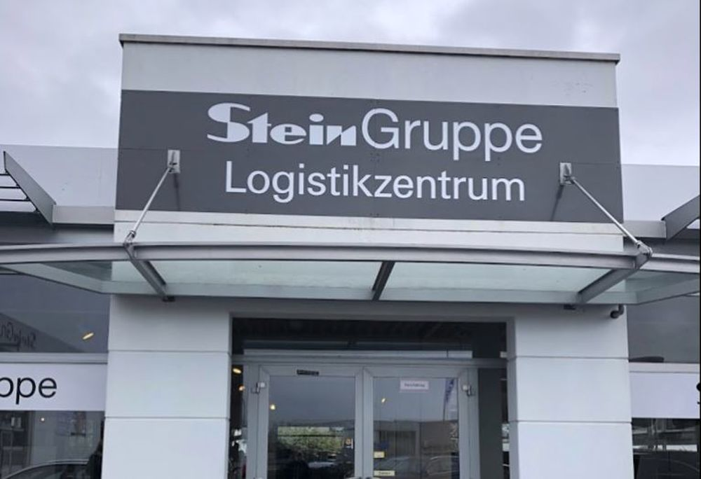 Standortbild Logistikzentrum <br> Richard Stein GmbH & Co.KG