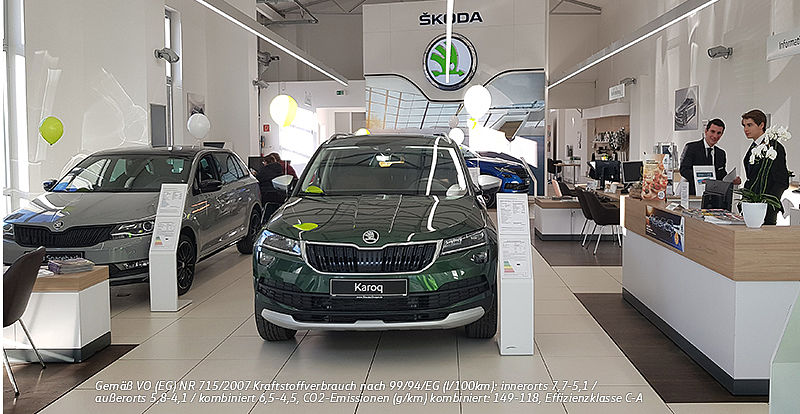 Event Skoda Buffet 2019